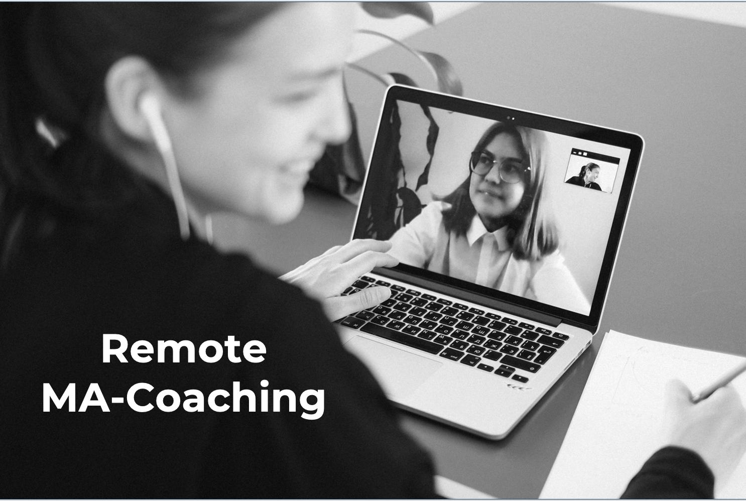 Remote Mitarbeiter Coaching